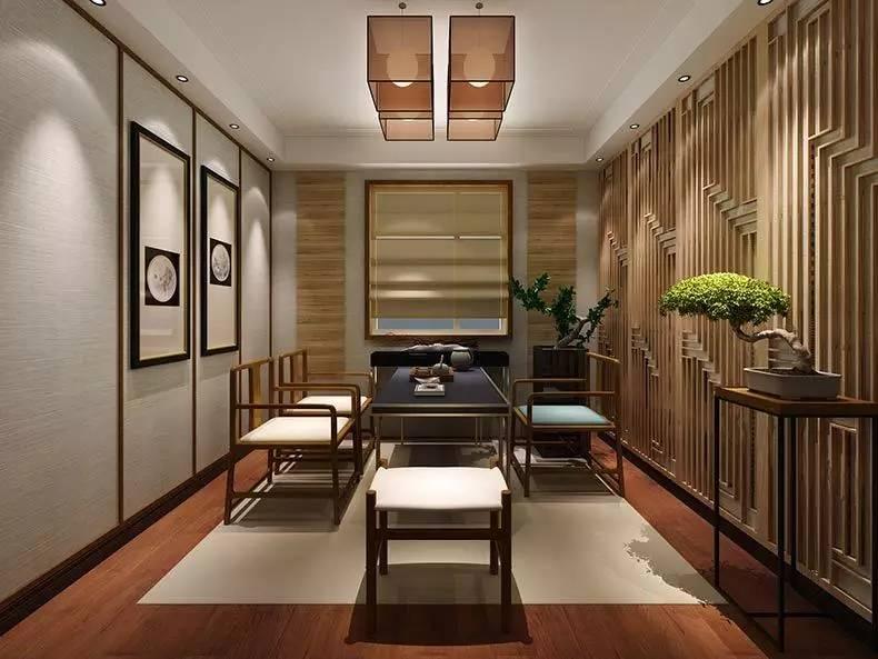 ✂新中式风格 含蓄展现传统艺术魅力