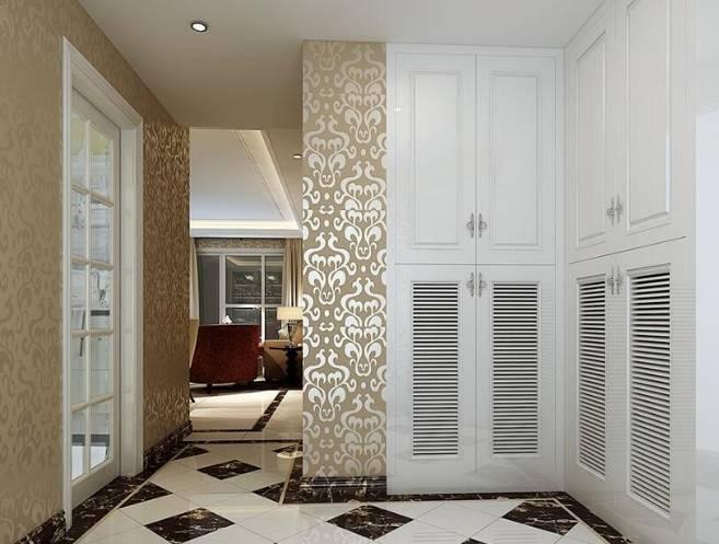 新古典风格装修玄关如何设计