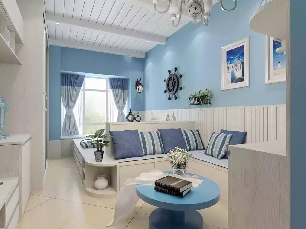 【家装】客厅=沙发+茶几+电视柜?out了,看看人家的客厅吧 客厅,组合,电视柜,会客,茶几 第4张图片