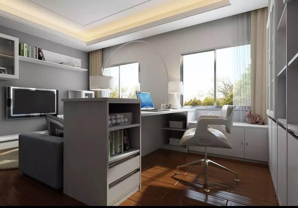 【家装】客厅=沙发+茶几+电视柜?out了,看看人家的客厅吧 客厅,组合,电视柜,会客,茶几 第12张图片