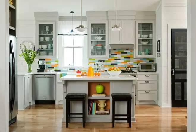 女神的新宠!25款开放式厨房家装必备!! 女神,新宠,开放,厨房,家装 第1张图片