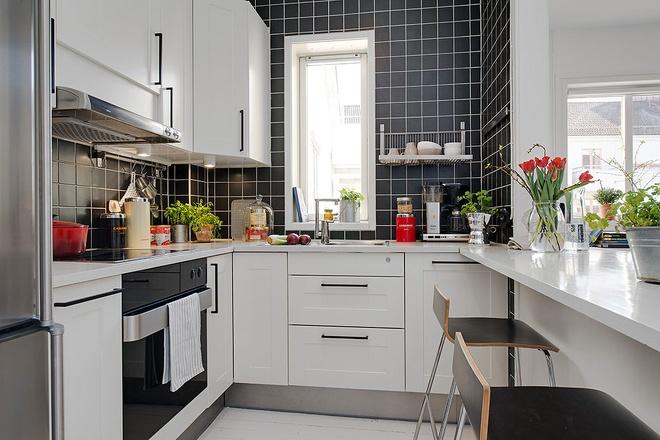 女神的新宠!25款开放式厨房家装必备!! 女神,新宠,开放,厨房,家装 第8张图片