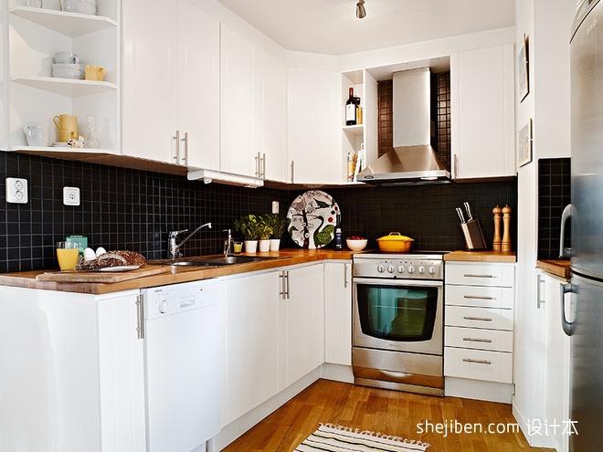 女神的新宠!25款开放式厨房家装必备!! 女神,新宠,开放,厨房,家装 第14张图片