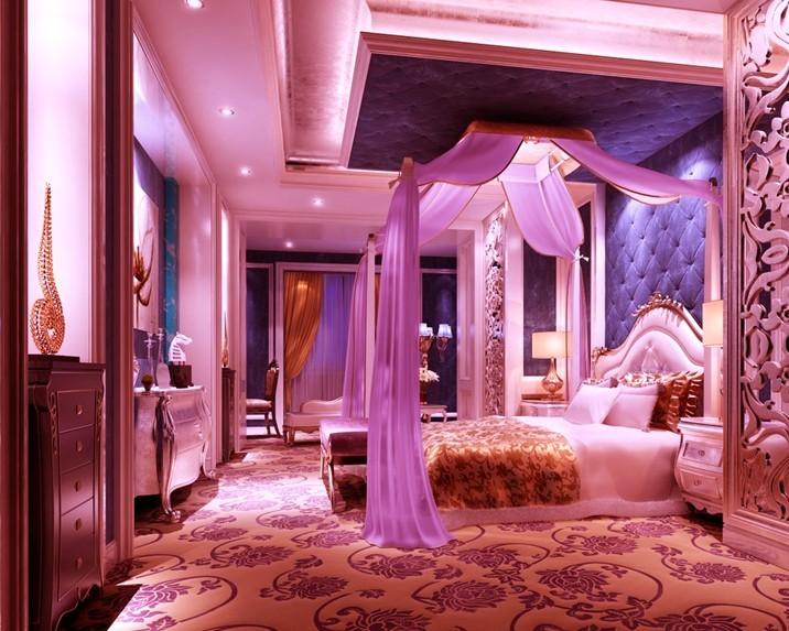 【家装】这样的卧室,哪个女人不想要?太漂亮了 家装,这样,卧室,哪个,女人 第2张图片