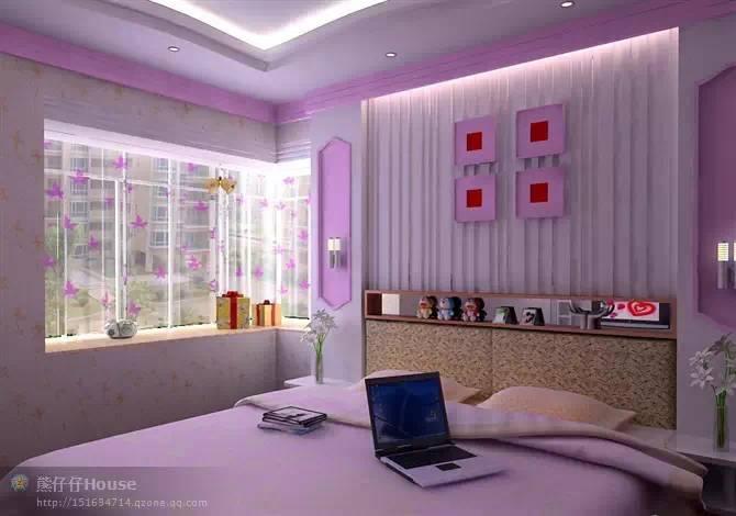 【家装】这样的卧室,哪个女人不想要?太漂亮了 家装,这样,卧室,哪个,女人 第5张图片