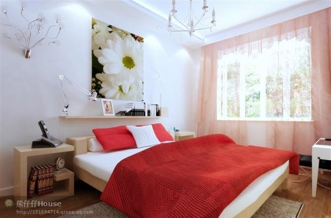 【家装】这样的卧室,哪个女人不想要?太漂亮了 漂亮,指纹,家装,下方,卧室 第7张图片