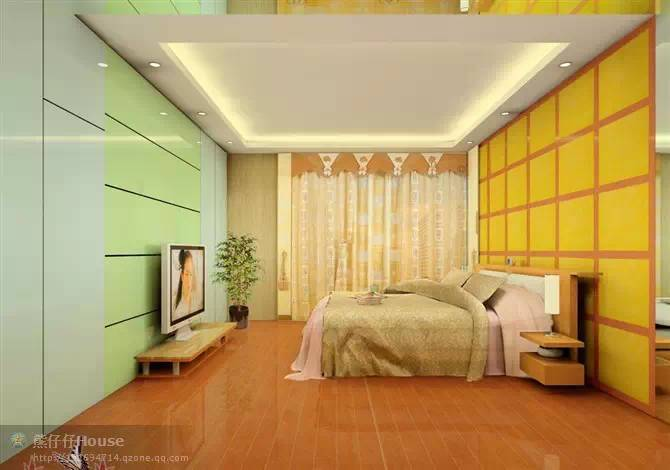 【家装】这样的卧室,哪个女人不想要?太漂亮了 漂亮,指纹,家装,下方,卧室 第10张图片