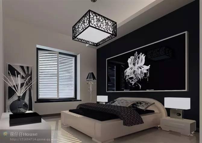 【家装】这样的卧室,哪个女人不想要?太漂亮了 漂亮,指纹,家装,下方,卧室 第12张图片