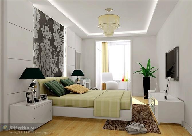 【家装】这样的卧室,哪个女人不想要?太漂亮了 漂亮,指纹,家装,下方,卧室 第15张图片