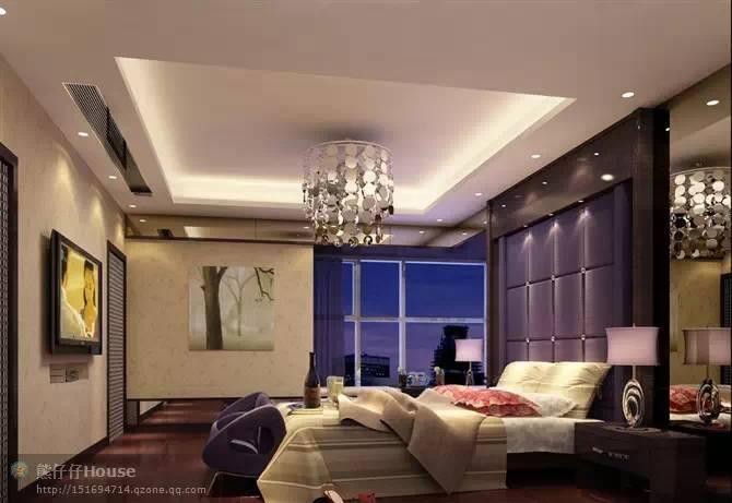 【家装】这样的卧室,哪个女人不想要?太漂亮了 漂亮,指纹,家装,下方,卧室 第16张图片
