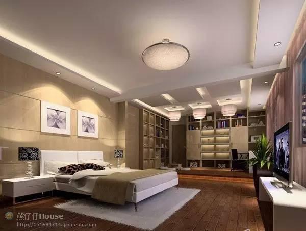 【家装】这样的卧室,哪个女人不想要?太漂亮了 漂亮,指纹,家装,下方,卧室 第20张图片