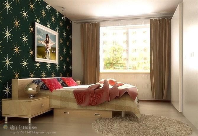 【家装】这样的卧室,哪个女人不想要?太漂亮了 漂亮,指纹,家装,下方,卧室 第22张图片