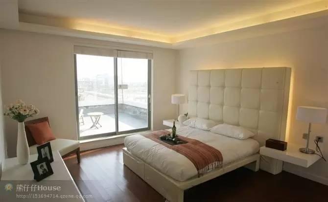【家装】这样的卧室,哪个女人不想要?太漂亮了 家装,这样,卧室,哪个,女人 第21张图片
