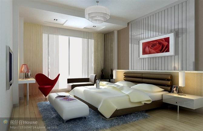 【家装】这样的卧室,哪个女人不想要?太漂亮了 家装,这样,卧室,哪个,女人 第24张图片