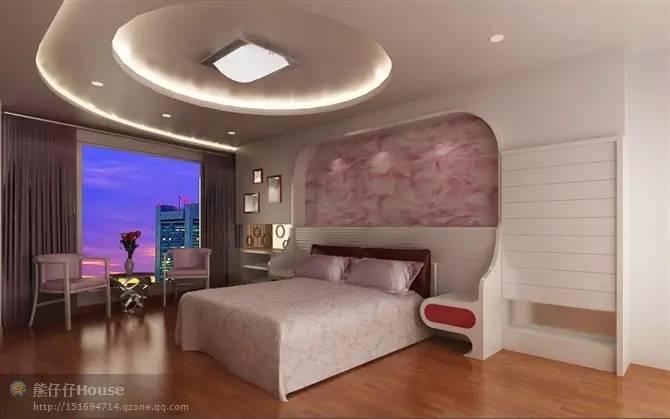 【家装】这样的卧室,哪个女人不想要?太漂亮了 漂亮,指纹,家装,下方,卧室 第23张图片