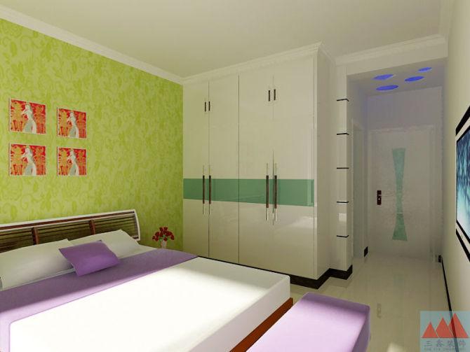 【家装】这样的卧室,哪个女人不想要?太漂亮了 家装,这样,卧室,哪个,女人 第30张图片