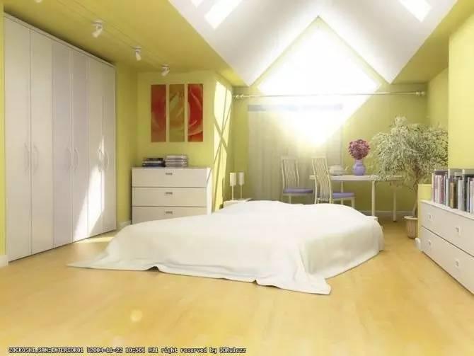 【家装】这样的卧室,哪个女人不想要?太漂亮了 家装,这样,卧室,哪个,女人 第29张图片