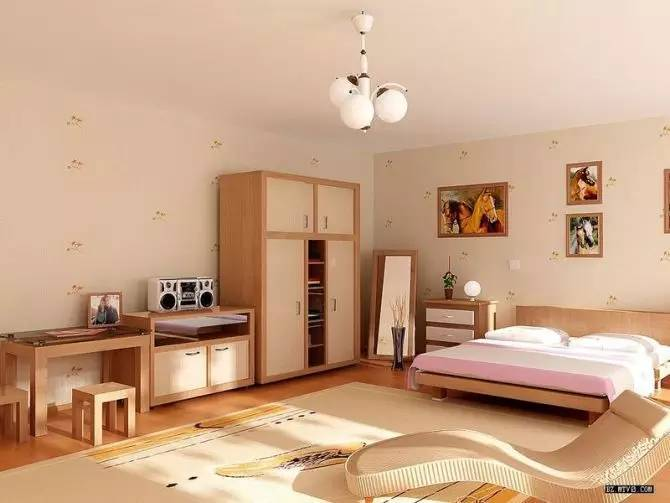 【家装】这样的卧室,哪个女人不想要?太漂亮了 家装,这样,卧室,哪个,女人 第34张图片