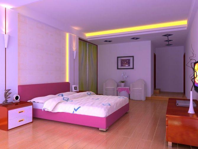 【家装】这样的卧室,哪个女人不想要?太漂亮了 漂亮,指纹,家装,下方,卧室 第38张图片