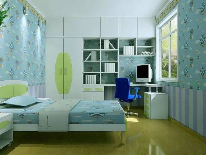 【家装】这样的卧室,哪个女人不想要?太漂亮了 家装,这样,卧室,哪个,女人 第36张图片