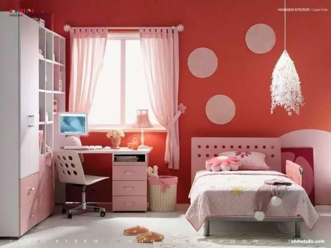 【家装】这样的卧室,哪个女人不想要?太漂亮了 漂亮,指纹,家装,下方,卧室 第37张图片