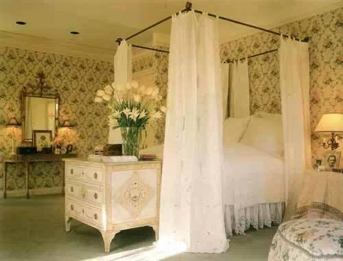 【家装】这样的卧室,哪个女人不想要?太漂亮了 家装,这样,卧室,哪个,女人 第42张图片