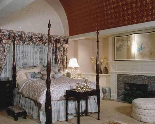 【家装】这样的卧室,哪个女人不想要?太漂亮了 家装,这样,卧室,哪个,女人 第41张图片