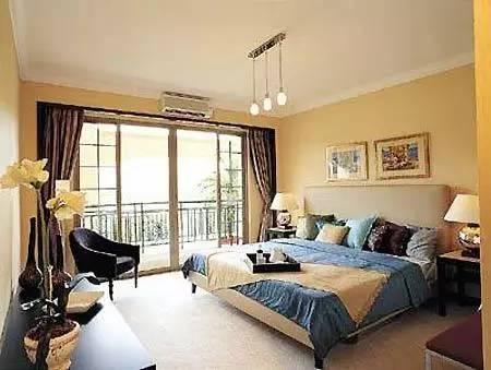 【家装】这样的卧室,哪个女人不想要?太漂亮了 漂亮,指纹,家装,下方,卧室 第39张图片