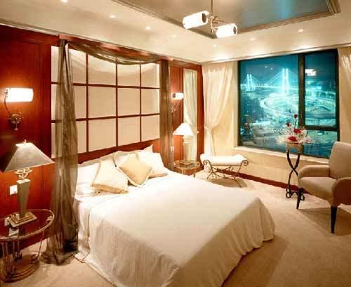 【家装】这样的卧室,哪个女人不想要?太漂亮了 漂亮,指纹,家装,下方,卧室 第43张图片