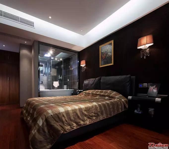 【家装】这样的卧室,哪个女人不想要?太漂亮了 漂亮,指纹,家装,下方,卧室 第45张图片