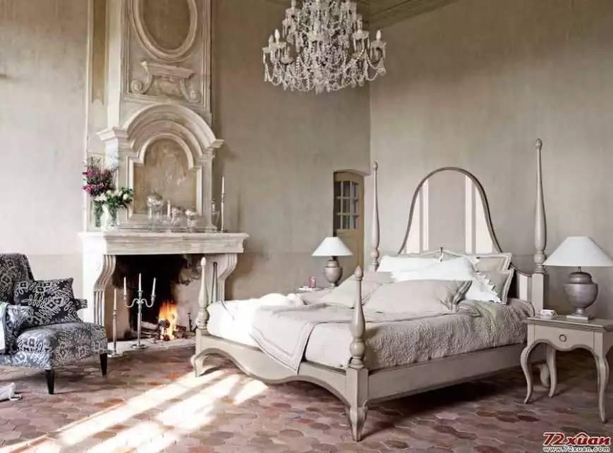 【家装】这样的卧室,哪个女人不想要?太漂亮了 家装,这样,卧室,哪个,女人 第47张图片