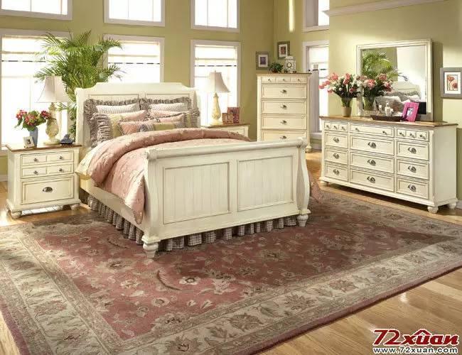 【家装】这样的卧室,哪个女人不想要?太漂亮了 漂亮,指纹,家装,下方,卧室 第48张图片