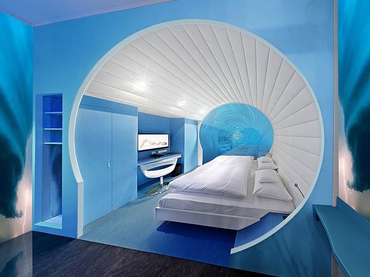 【家装】这样的卧室,哪个女人不想要?太漂亮了 家装,这样,卧室,哪个,女人 第52张图片