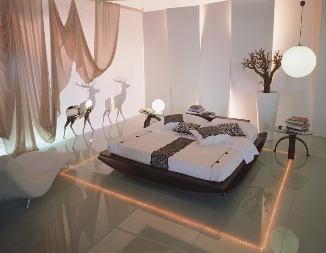 这样的卧室装修想不赖床都难! 卧室,设计,可以,复古,优雅 第2张图片