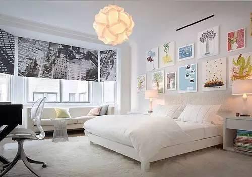 这样的卧室装修想不赖床都难! 卧室,设计,可以,复古,优雅 第4张图片