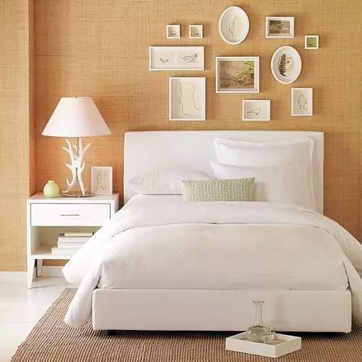 这样的卧室装修想不赖床都难! 卧室,设计,可以,复古,优雅 第3张图片
