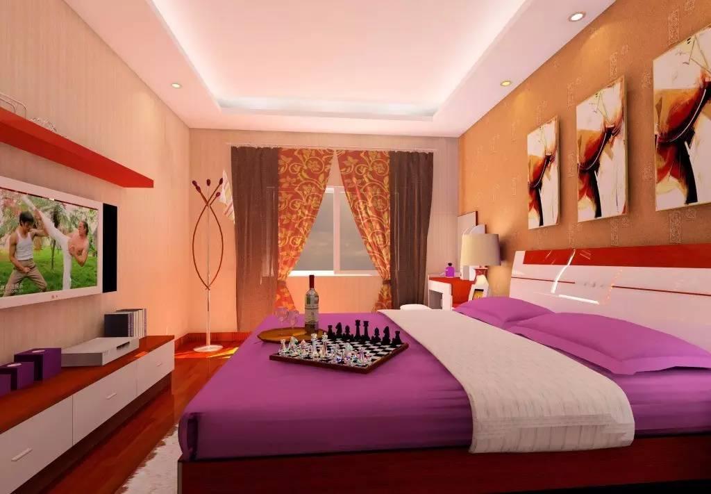 这样的卧室装修想不赖床都难! 卧室,设计,可以,复古,优雅 第7张图片