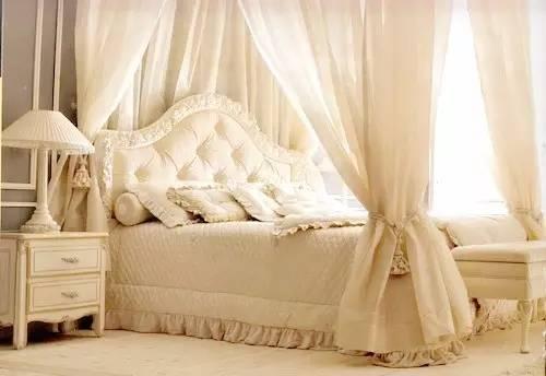 这样的卧室装修想不赖床都难! 卧室,设计,可以,复古,优雅 第11张图片