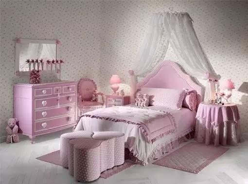 这样的卧室装修想不赖床都难! 卧室,设计,可以,复古,优雅 第14张图片