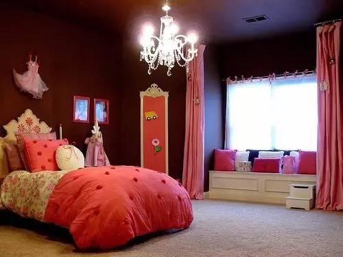 这样的卧室装修想不赖床都难! 卧室,设计,可以,复古,优雅 第16张图片