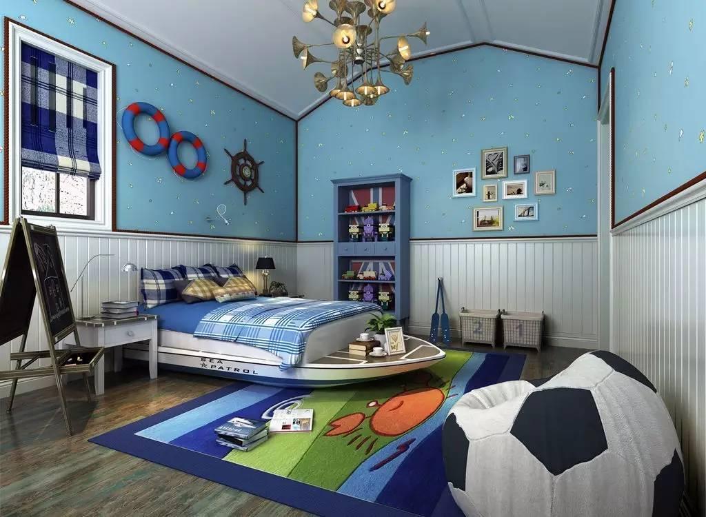 这样的卧室装修想不赖床都难! 卧室,设计,可以,复古,优雅 第17张图片