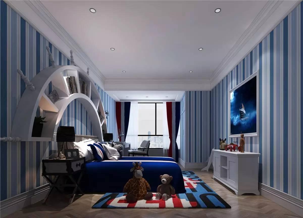 这样的卧室装修想不赖床都难! 卧室,设计,可以,复古,优雅 第18张图片