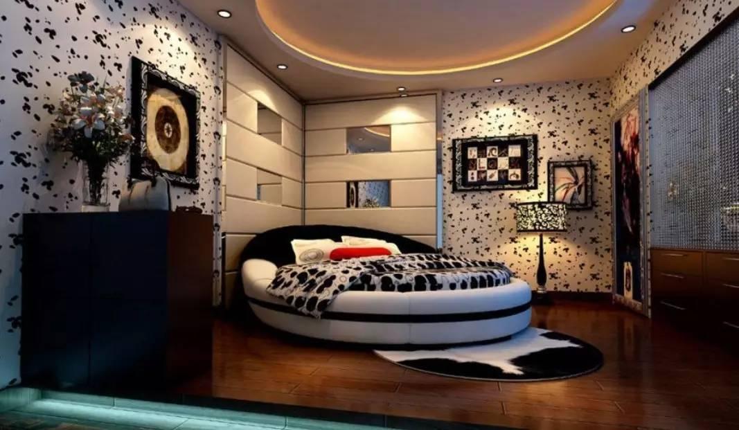这样的卧室装修想不赖床都难! 卧室,设计,可以,复古,优雅 第21张图片