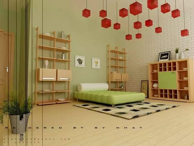 这样的卧室装修想不赖床都难! 卧室,设计,可以,复古,优雅 第24张图片