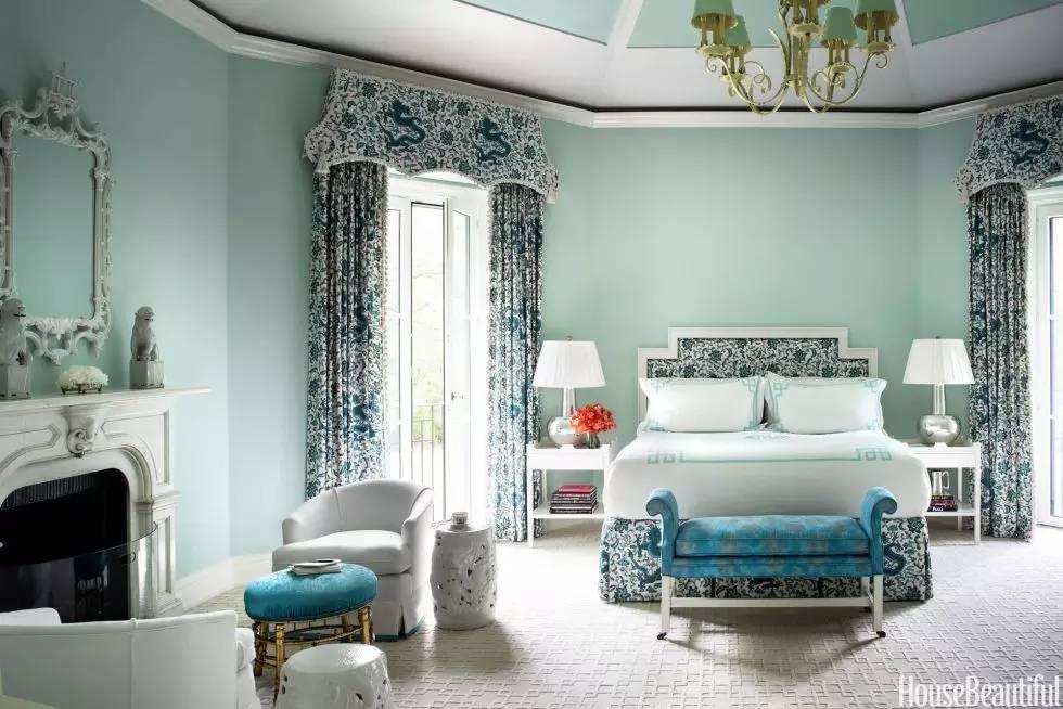 这样的卧室装修想不赖床都难! 卧室,设计,可以,复古,优雅 第25张图片