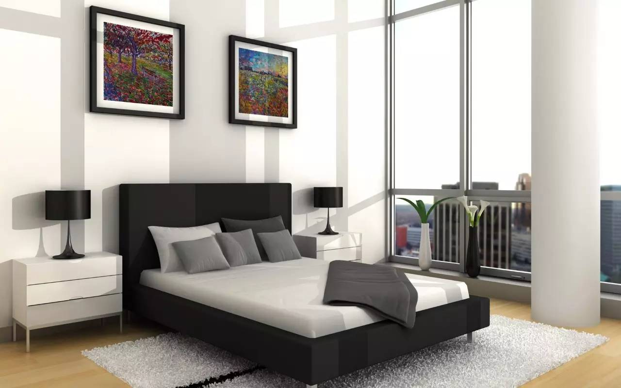 这样的卧室装修想不赖床都难! 卧室,设计,可以,复古,优雅 第29张图片
