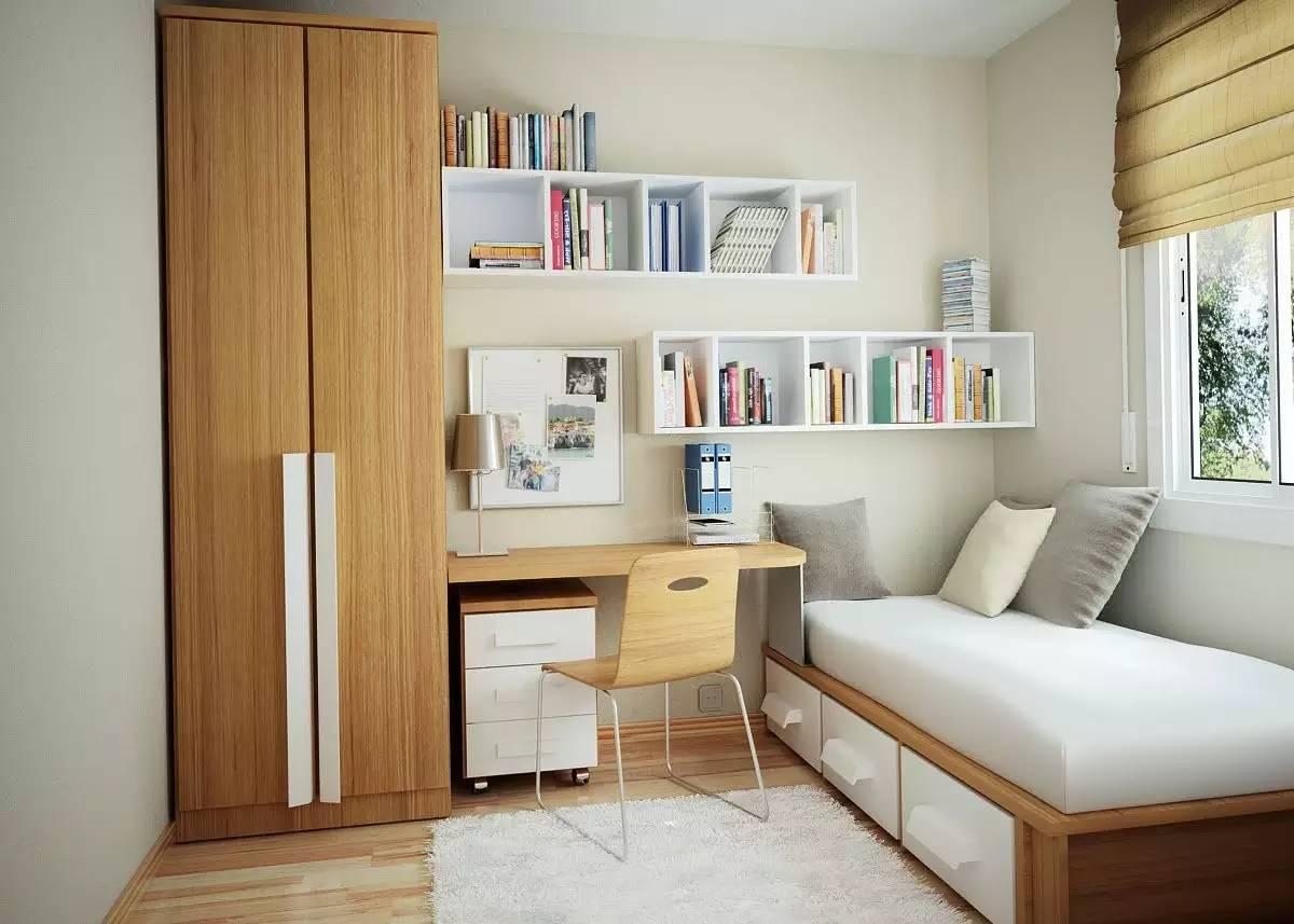 这样的卧室装修想不赖床都难! 卧室,设计,可以,复古,优雅 第28张图片