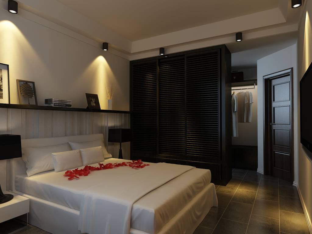 这样的卧室装修想不赖床都难! 卧室,设计,可以,复古,优雅 第30张图片