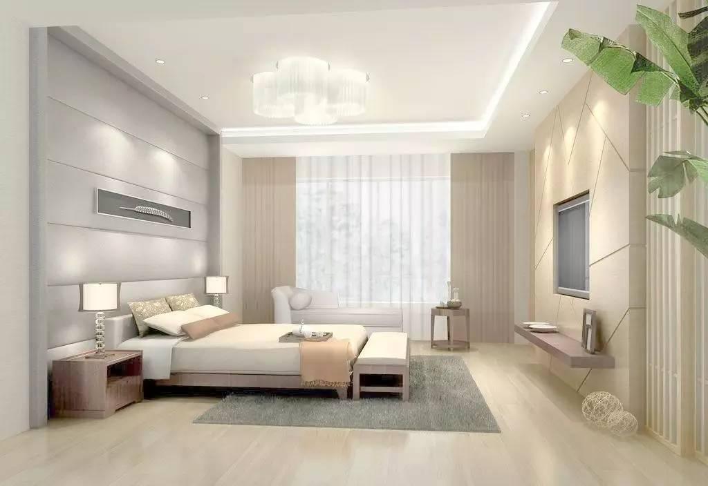这样的卧室装修想不赖床都难! 卧室,设计,可以,复古,优雅 第31张图片