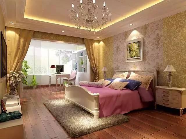 ✅卧室应该这样装,23款卧室装修效果,你最爱的调调~ 雅致,舒适,小时,卧室,应该 第3张图片